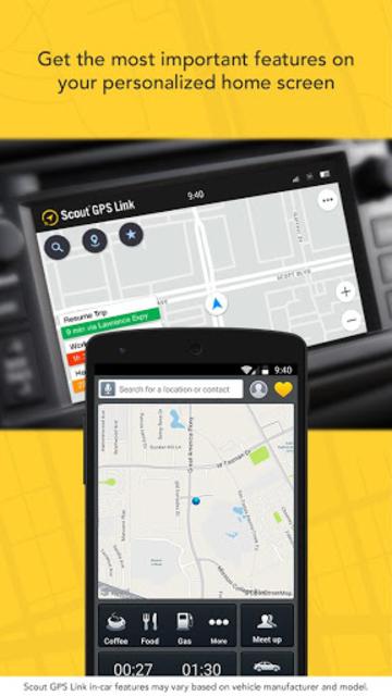 Scout GPS Link screenshot 2