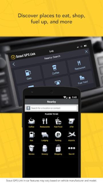 Scout GPS Link screenshot 3