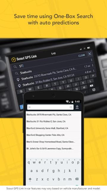Scout GPS Link screenshot 4