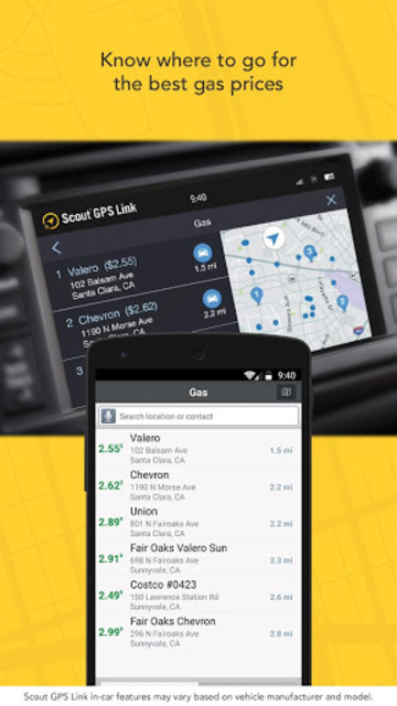 Scout GPS Link screenshot 5