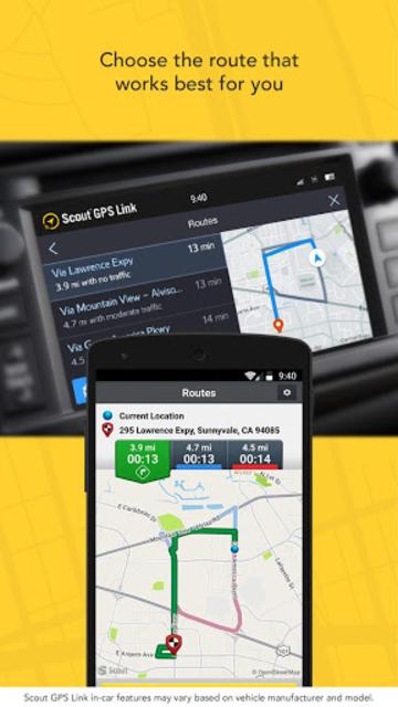 Scout GPS Link screenshot 6