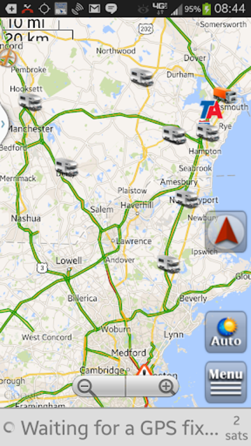 RV Route & GPS Navigation screenshot 11