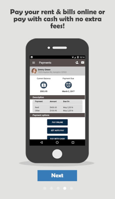 TENANT Portal - Chat with Neighbors, Pay rent screenshot 4