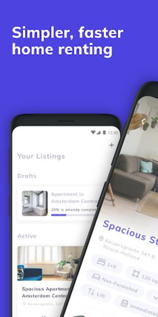 Tenere: Rent Apartments, Homes & Rooms screenshot 1