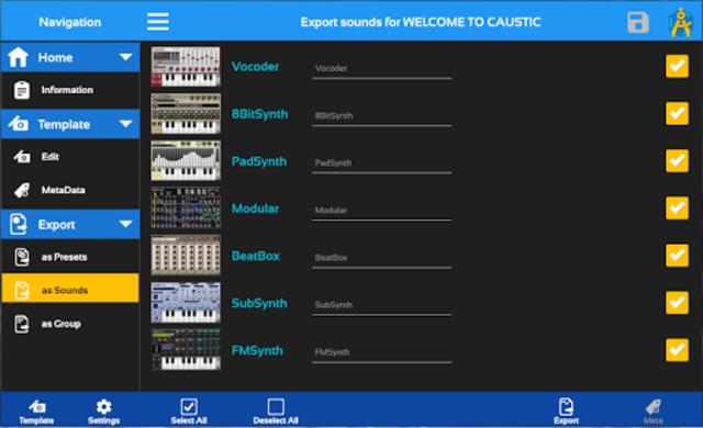 Caustic Guide screenshot 8
