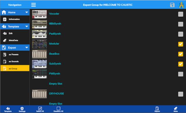 Caustic Guide screenshot 9