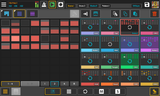 Drum Pad Beats Demo screenshot 1