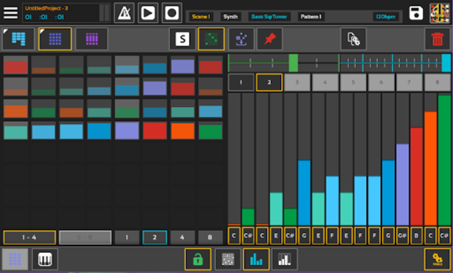 Drum Pad Beats Demo screenshot 3