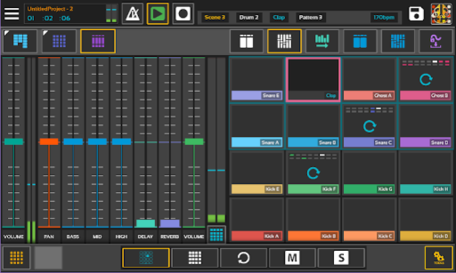 Drum Pad Beats Demo screenshot 4