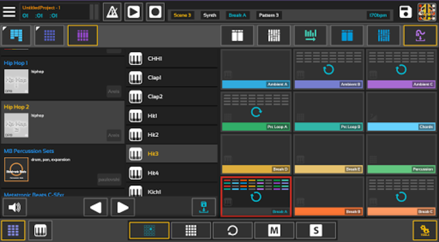 Drum Pad Beats Demo screenshot 7