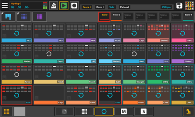 Drum Pad Beats Demo screenshot 8