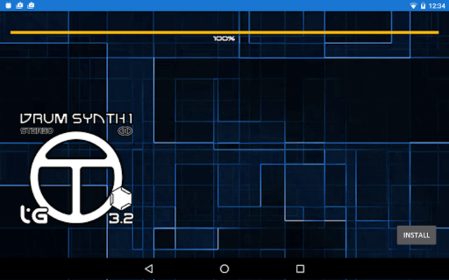 Caustic 3.2 DrumSynth Pack 1 screenshot 1