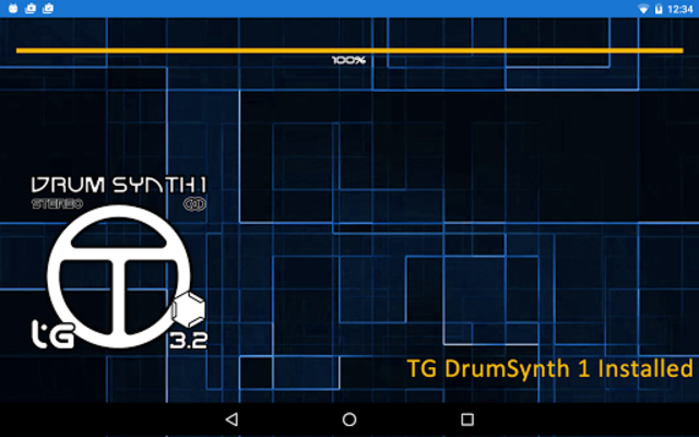 Caustic 3.2 DrumSynth Pack 1 screenshot 2