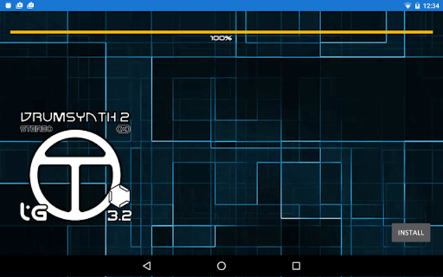 Caustic 3.2 DrumSynth Pack 2 screenshot 1