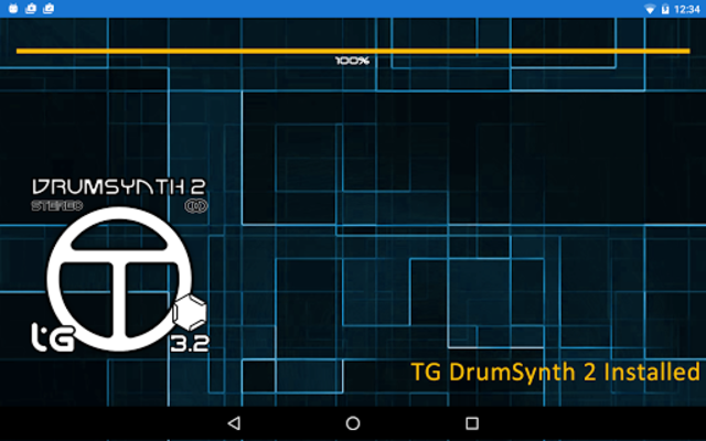 Caustic 3.2 DrumSynth Pack 2 screenshot 2