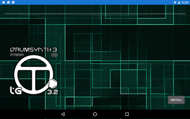 Caustic 3.2 DrumSynth Pack 3 screenshot 1