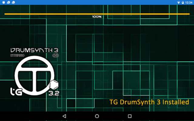 Caustic 3.2 DrumSynth Pack 3 screenshot 3