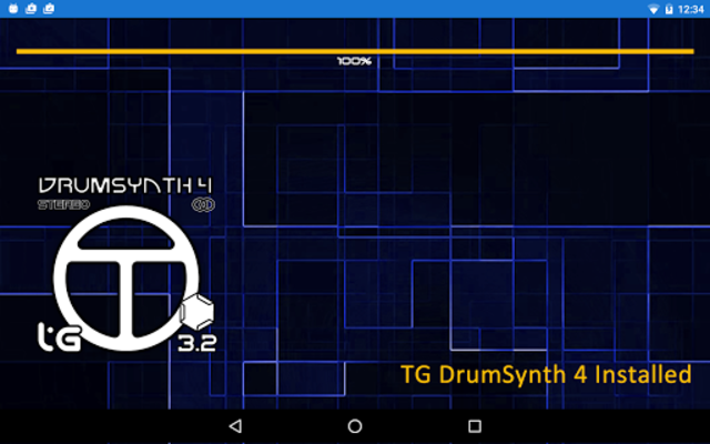 Caustic 3.2 DrumSynth Pack 4 screenshot 2