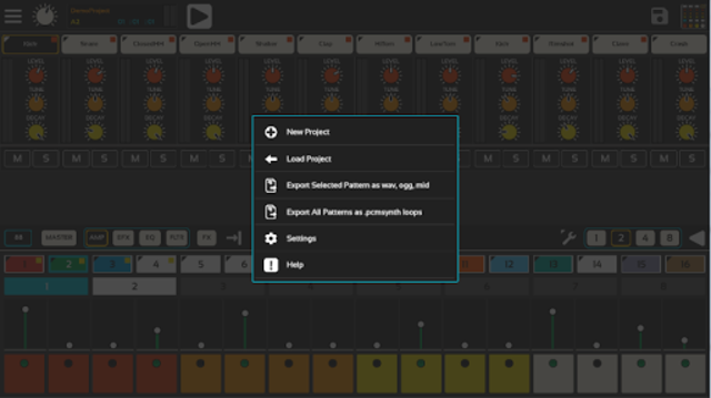 Lil Drum Machine screenshot 5