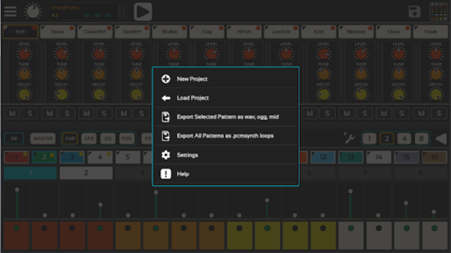 Lil Drum Machine screenshot 7