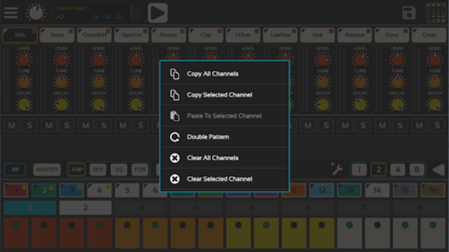 Lil Drum Machine screenshot 4