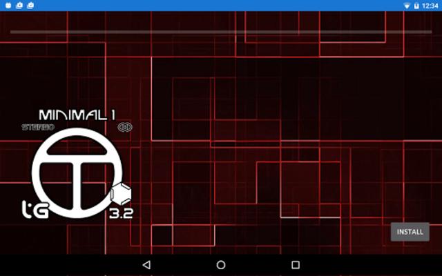 Caustic 3.2 Minimal Pack 1 screenshot 1