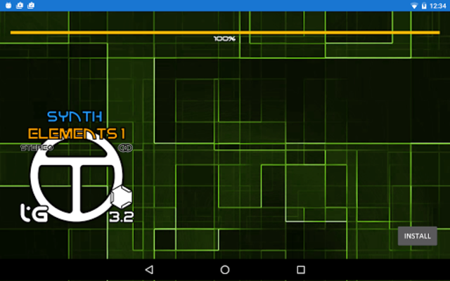 Caustic 3.2 Synth Elements Pack 1 screenshot 1