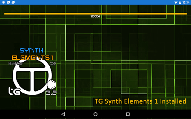 Caustic 3.2 Synth Elements Pack 1 screenshot 2