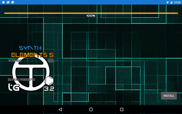 Caustic 3.2 Synth Elements Pack 5 screenshot 1
