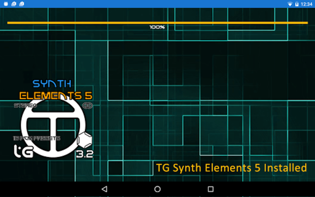 Caustic 3.2 Synth Elements Pack 5 screenshot 2