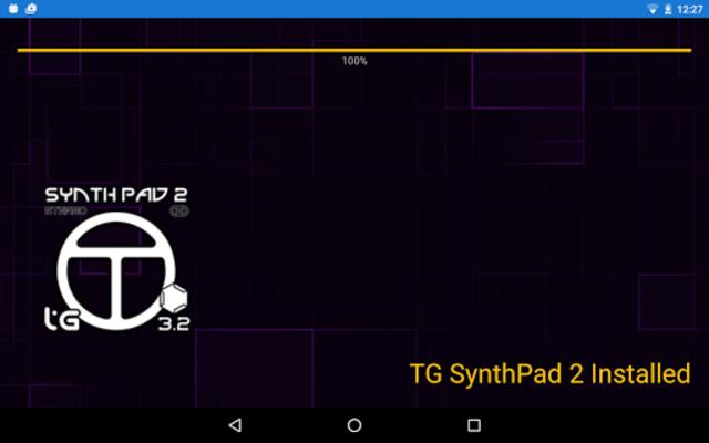 Caustic 3.2 SynthPad Pack 2 screenshot 2