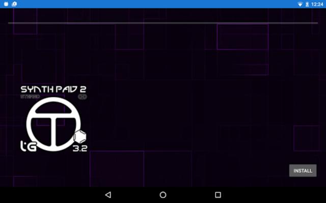 Caustic 3.2 SynthPad Pack 2 screenshot 1