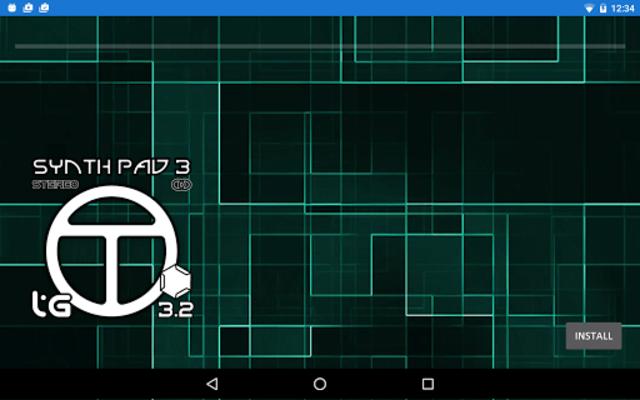 Caustic 3.2 SynthPad Pack 3 screenshot 1