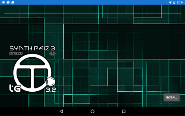 Caustic 3.2 SynthPad Pack 3 screenshot 4