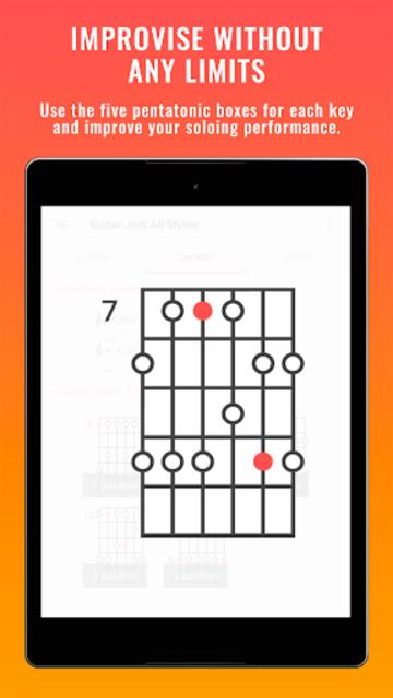 Backing Tracks Guitar Jam screenshot 13