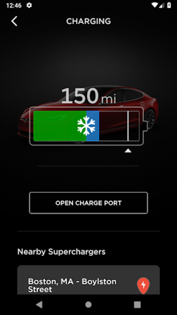 Tesla screenshot 3