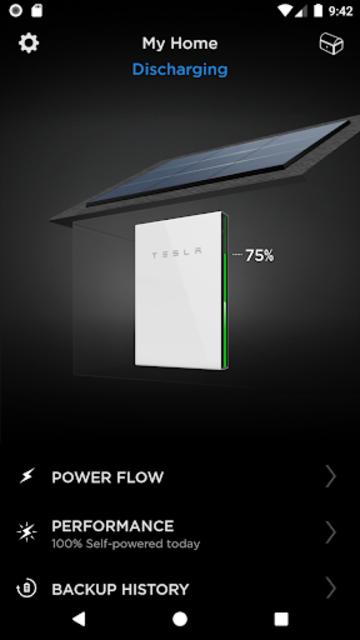 Tesla screenshot 5