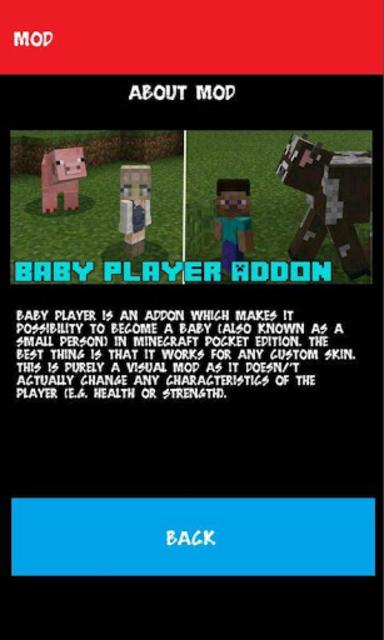 Baby Player Addon screenshot 1