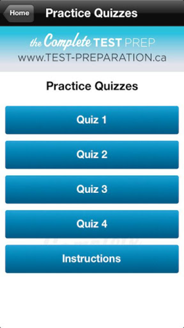 Complete CNA Study Guide screenshot 2