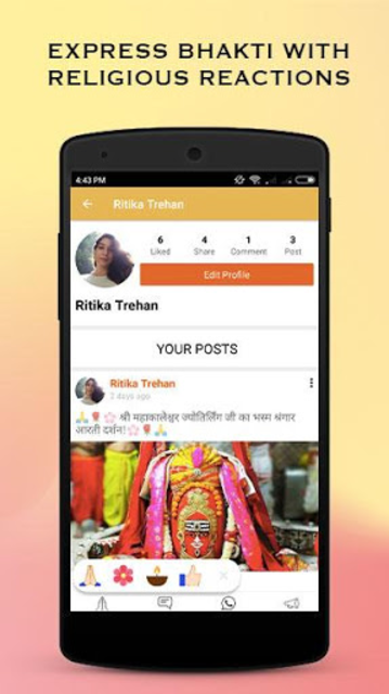 Darshan, Bhajan, God Images, Aarti, Gurus, Videos screenshot 8