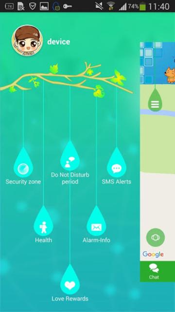 SeTracker2 screenshot 2