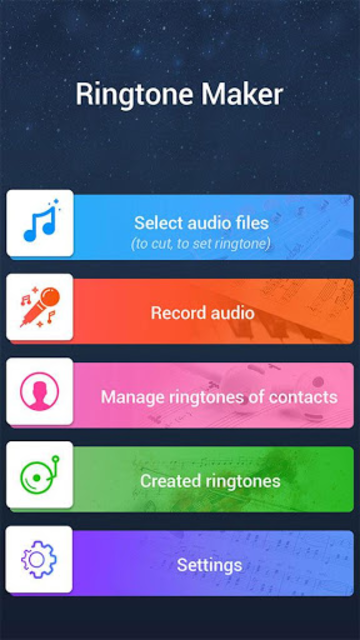 MP3 Cutter Ringtone Maker Pro screenshot 3