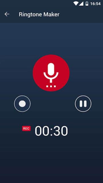 MP3 Cutter Ringtone Maker Pro screenshot 5