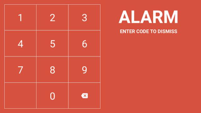 MQTT Alarm Control Panel screenshot 5