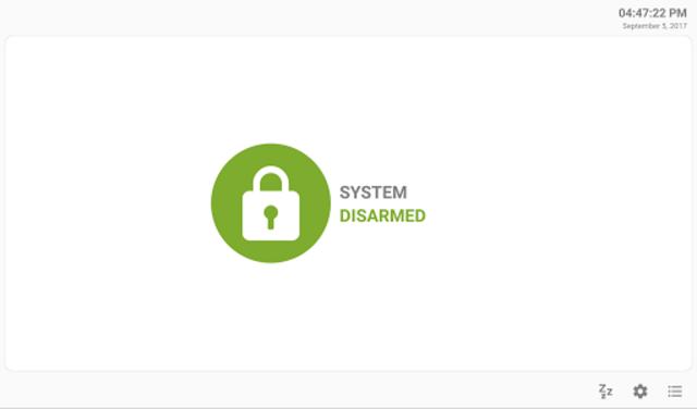 MQTT Alarm Control Panel screenshot 8
