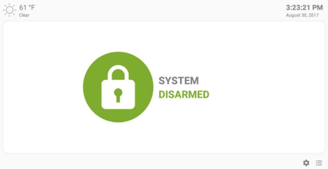 MQTT Alarm Control Panel screenshot 9