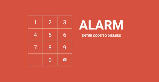 MQTT Alarm Control Panel screenshot 13