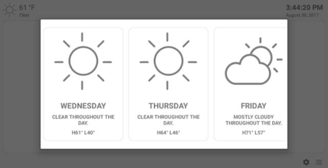 MQTT Alarm Control Panel screenshot 15