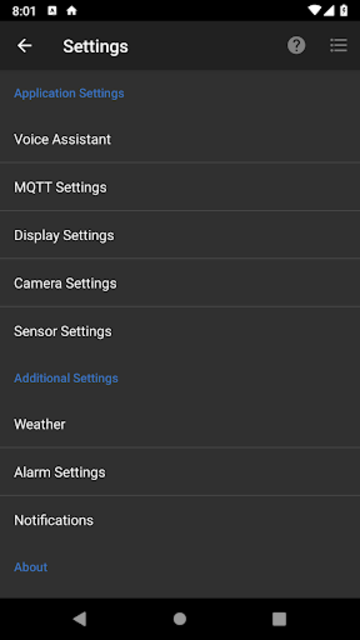 Voice Panel for Home Assistant screenshot 7