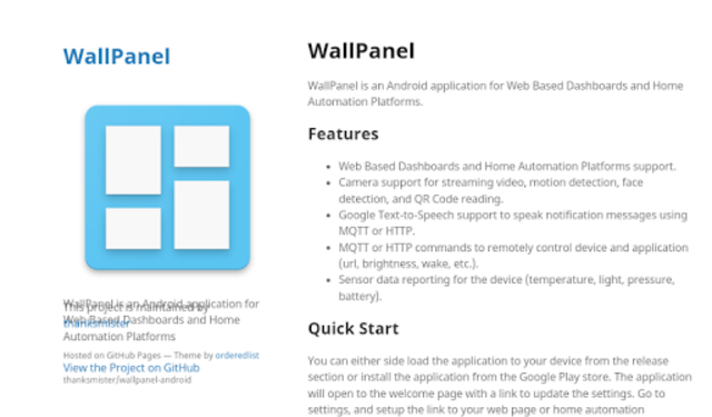 WallPanel screenshot 6